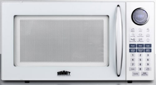 Summit SM1102WH - Countertop Microwave in White from Haier