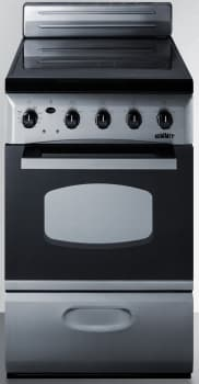 Summit REX208SS - 20 Inch Electric Range from SUMMIT
