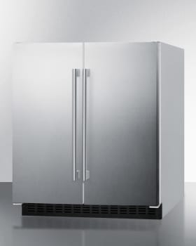Summit FFRF3075WSS - FFRF3075WSS - White Cabinet