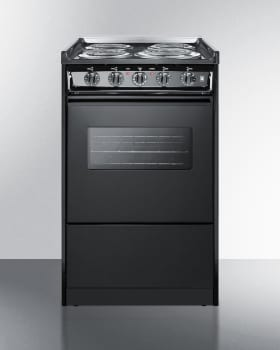 Summit TEM110CWRT - Slide-In Electric Range from Summit