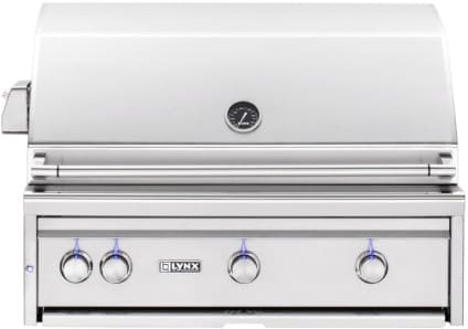 Lynx Professional Grill Series L36R3LP - Front View