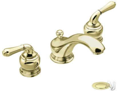 Moen Monticello T4570P - Polished Brass