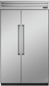 thermador 48 refrigerator. thermador t48br820ns - featured view 48 refrigerator o