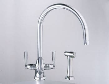 Franke Triflow Series TFN400Series - Polished Chrome