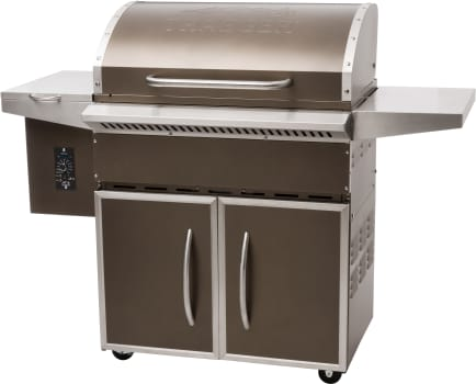 Traeger Select Pro TFS81PZB - Traeger's Select Pro Series Wood Pellet Grill in Bronze