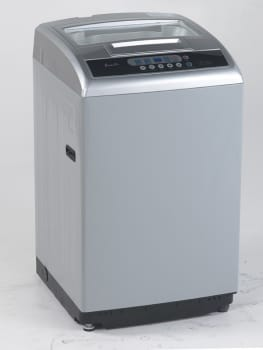 Avanti TLW21D2P - Avanti 2.1 cu. ft. Portable Washer in Platinum