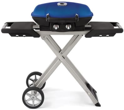 Napoleon Travel Q Series TQ285X - TravelQ Portable Gas Grill in Blue