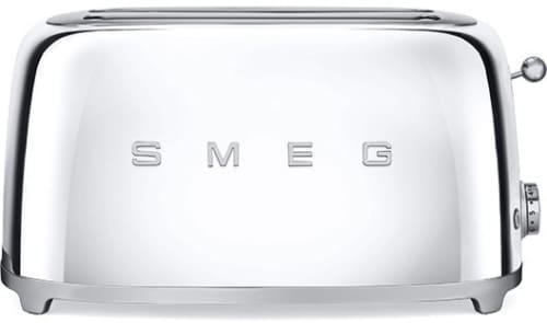 Smeg 50's Retro Design TSF02SSUS - Front View