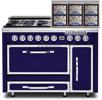 Viking Tuscany Series TVDR4806BDB - Dark Blue