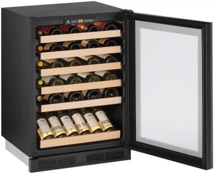 U Line Wine Captain 1000 Series U1224WCINT00B - Integrated Frame