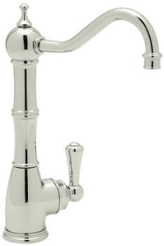 Rohl Perrin and Rowe Traditional Collection U1321L2PN - Polished Nickel