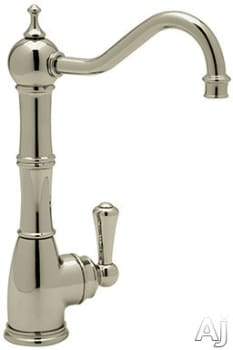 Rohl Perrin and Rowe Traditional Collection U1321L2STN - Satin Nickel