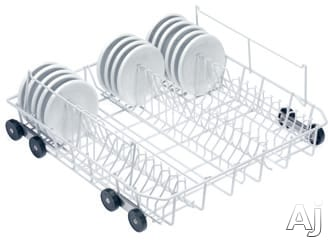 Miele U881 - Lower Basket with fixed insert for 54 saucers