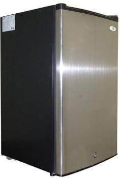 Sunpentown UF304SS - Stainless Steel