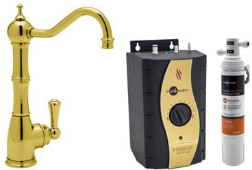 Rohl Perrin and Rowe Traditional Collection UKIT1321L2IB - Inca Brass