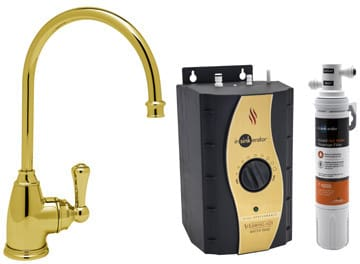 Rohl Perrin and Rowe Traditional Collection UKIT1325L2IB - Inca Brass