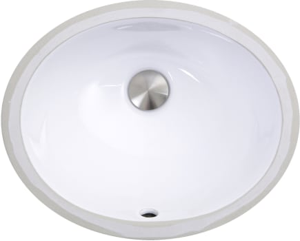 Nantucket Sinks Great Point Collection UM13X10W - Top View