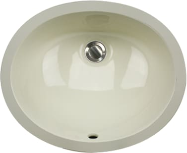 Nantucket Sinks Great Point Collection UM15X12B - Undermount Bathroom Sink from Nantucket