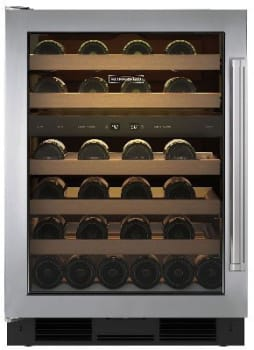 Sub-Zero UW24SPHLH - Sub-Zero UW-24 Undercounter Wine Storage with Left Hinge Pro Handle Door