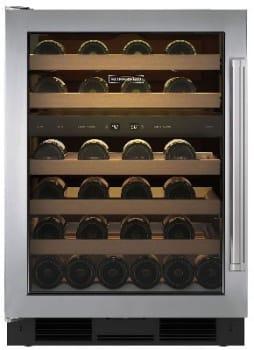 Sub-Zero UW24SPHLH - Sub-Zero UW-24 Undercounter Wine Storage with Left Hinge Pro Handle Door