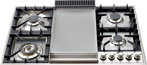 Ilve UXLP90FX - Front View