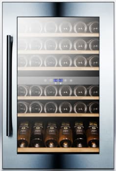 Summit VC60D - Fully Integrated Wine Cellar