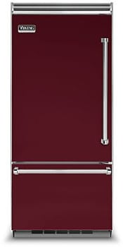 Viking Professional 5 Series VCBB5363ELBU - Burgundy