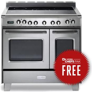 Verona Classic Series VCLFSEE365DSS - Free Chefs Pak