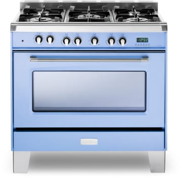 Verona Classic Series VCLFSGE365BL - Light Blue Front View