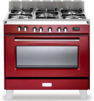 Verona Classic Series VCLFSGE365R - Gloss Red