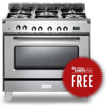 Verona Classic Series VCLFSGE365SS - Free Chefs Pak