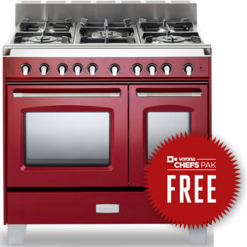 Verona Classic Series VCLFSGG365DR - Free Chefs Pak
