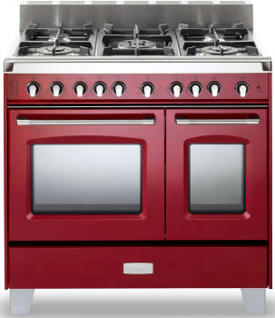 Verona Classic Series VCLFSGG365DR - Gloss Red