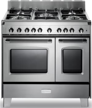 Verona Classic Series VCLFSGG365DSS - Stainless Steel