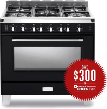 Verona Classic Series VCLFSGG365E - Chefs Pak