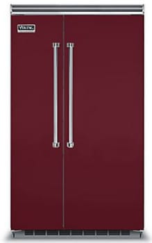 Viking Professional 5 Series VCSB5483BU - Burgundy