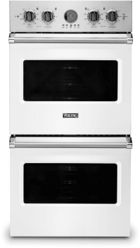 Viking Professional 5 Series VDOE527WH - Front View