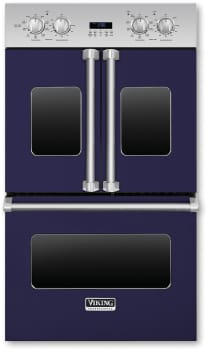 Viking Professional Premiere Series VDOF730CB - Cobalt Blue