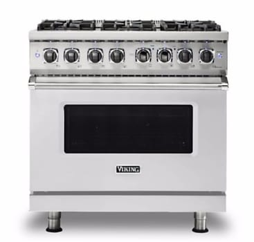 Viking Professional 5 Series VDR5366BCB - Stainless Steel Pictured