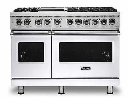 Viking Professional 5 Series VDR5486GWHLP - White