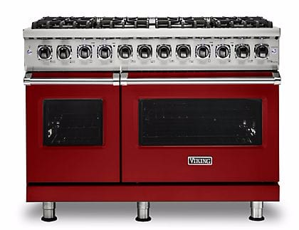 Viking Professional 5 Series VDR5488BAR - Apple Red