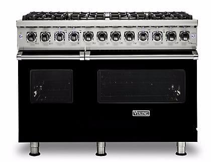 Viking Professional 5 Series VDR5488BBK - Black
