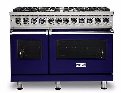 Viking Professional 5 Series VDR5488BCB - Cobalt Blue