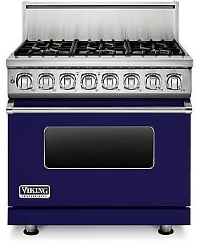Viking Professional 7 Series VDR7366BCB - Cobalt Blue