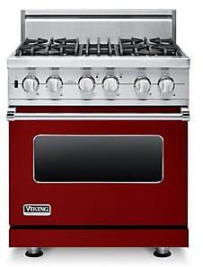 Viking Professional Custom Series VDSC5304BARLP - Apple Red