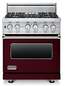 Viking Professional Custom Series VDSC5304BBU - Burgundy