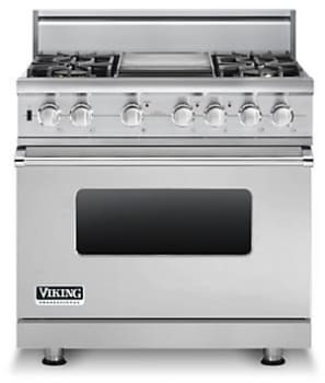 Viking Professional Custom Series VDSC5364GSS - Stainless Steel