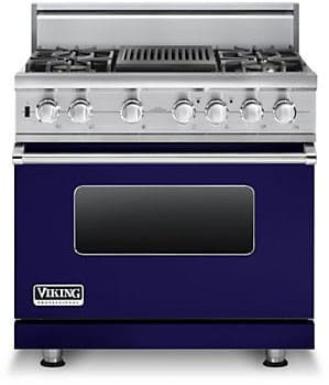 Viking Professional Custom Series VDSC5364QCB - Cobalt Blue