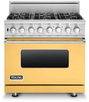 Viking Professional Custom Series VDSC5366BDJLP - Dijon
