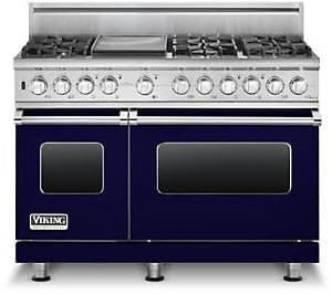 Viking Professional Custom Series VDSC5486GCBLP - Cobalt Blue